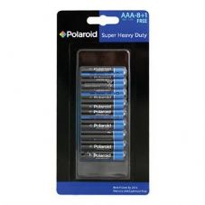 AAA POLAROID HEAVY-DUTY BATTERIES (9-PACK)